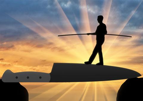 Salespeople Need Courage