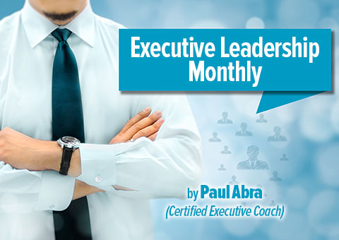 Executive Leadership - What is your legacy?
