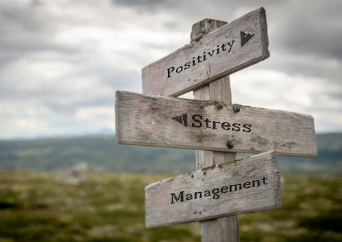 Staying Positive in Stressful Times